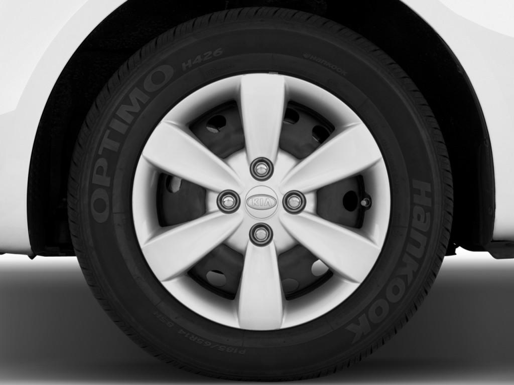 Image 2011 Kia Rio 4 Door Sedan Lx Wheel Cap Size 1024 X 768 Type Gif Posted On September