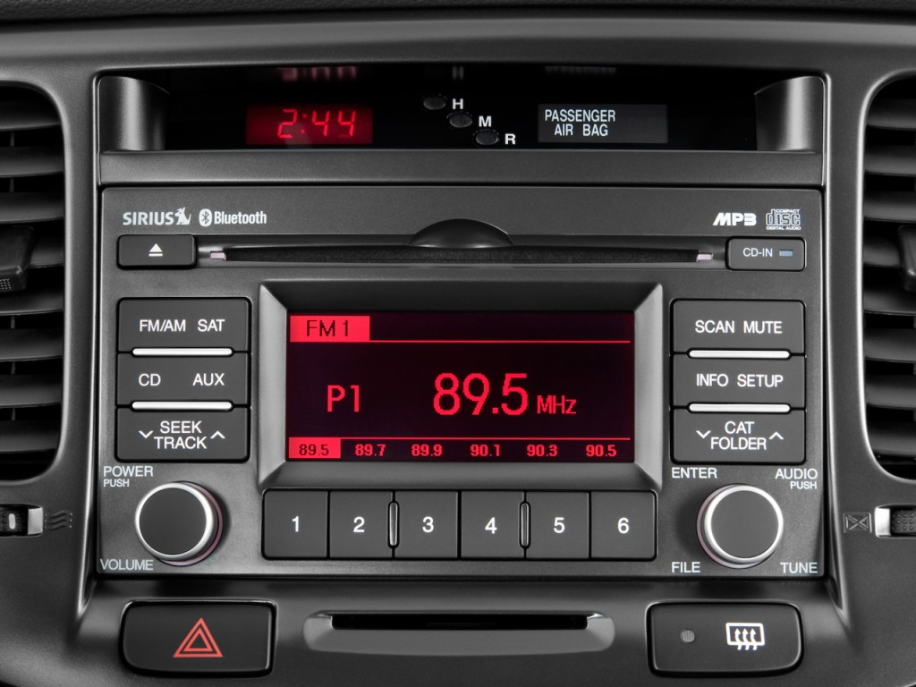 Kia Rio Dr Hb Rio Sx Audio System L
