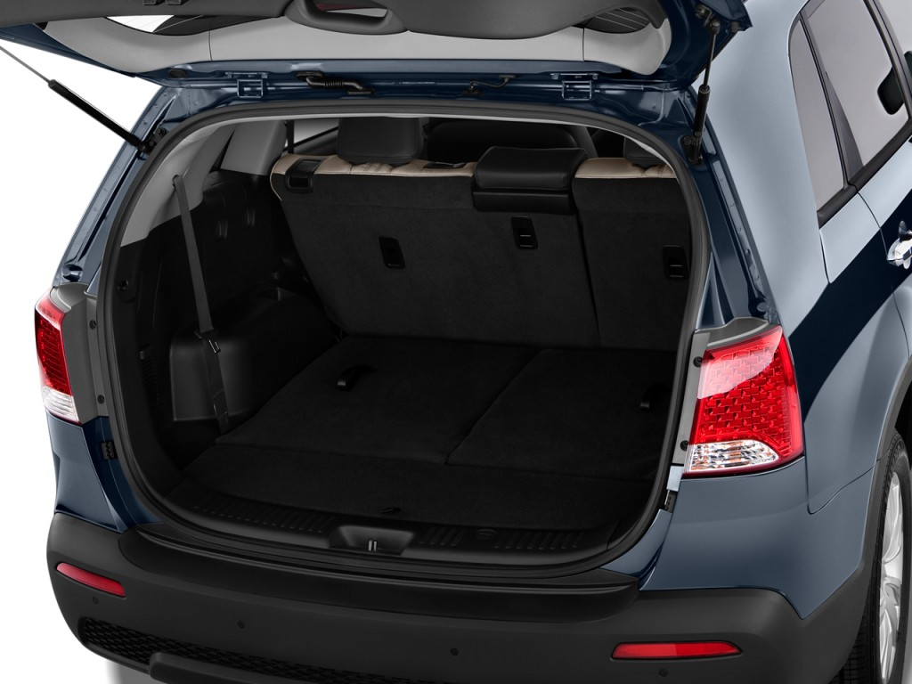 image 2011 kia sorento 2wd 4 door v6 ex trunk size 1024 x 768 type gif posted on february. Black Bedroom Furniture Sets. Home Design Ideas