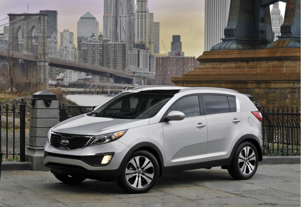 2011 Kia Sportage Preview