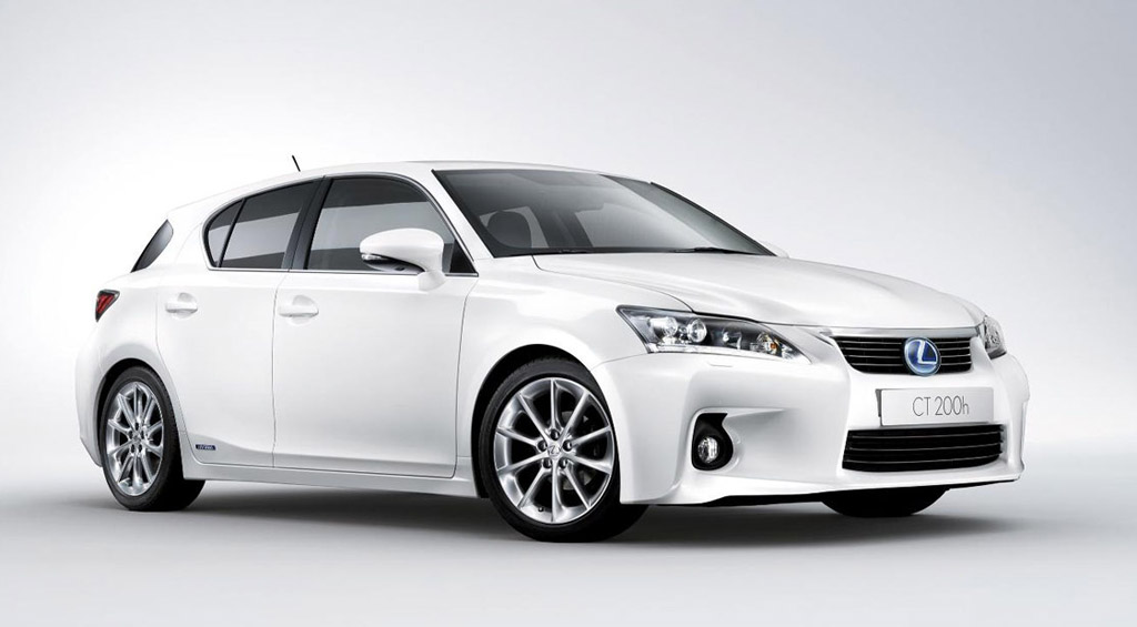 Perfect 2010 New York Auto Show Preview: 2011 Lexus CT 200h On Sale Early Next Year