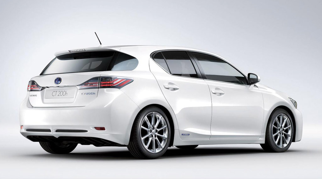 2011 Lexus Ct 200h Hybrid Hatch Darker Side Video Launches