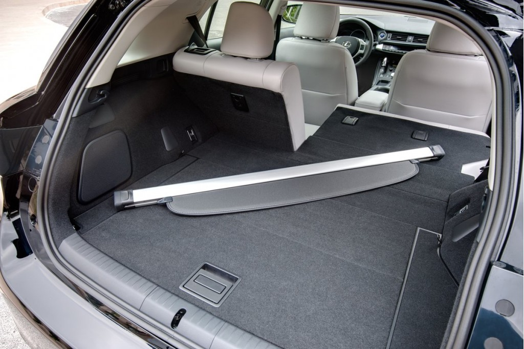 Image: 2011 Lexus CT 200h interior, size: 1024 x 681, type ...