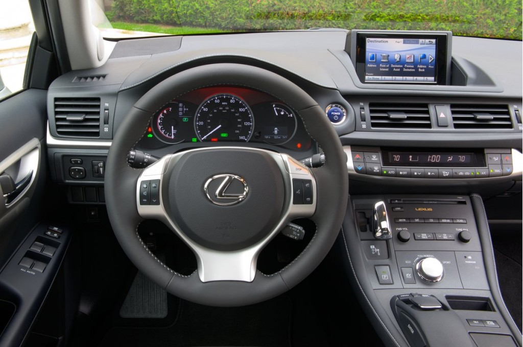 Lexus Gs Wagon >> Image: 2011 Lexus CT 200h interior, size: 1024 x 681, type: gif, posted on: October 27, 2010, 10 ...