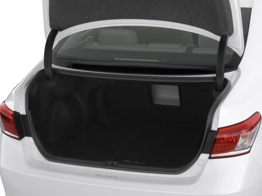 image 2011 lexus es 350 4 door sedan trunk size 1024 x 768 type gif posted on november 18. Black Bedroom Furniture Sets. Home Design Ideas