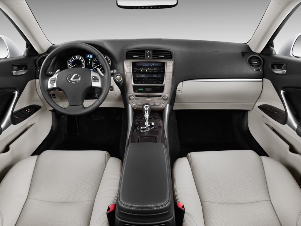 Image: 2011 Lexus IS 250 4-door Sport Sedan Auto AWD ...