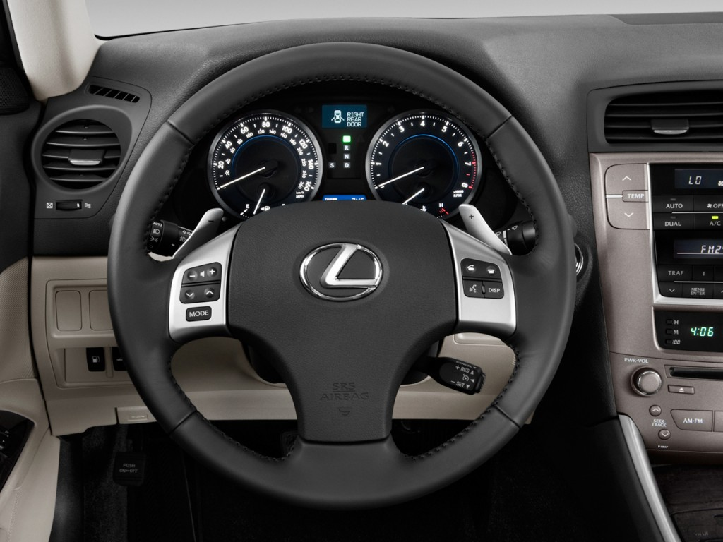 Image 2011 Lexus Is 250 4 Door Sport Sedan Auto Awd