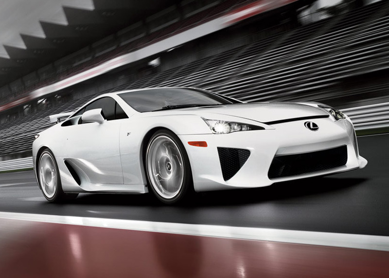 Lexus's LF-A Leaked, More 911 Turbo Madness: Today's Car News