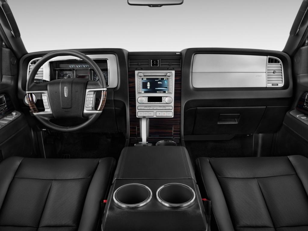 Image 2011 Lincoln Navigator 2wd 4 Door Dashboard Size