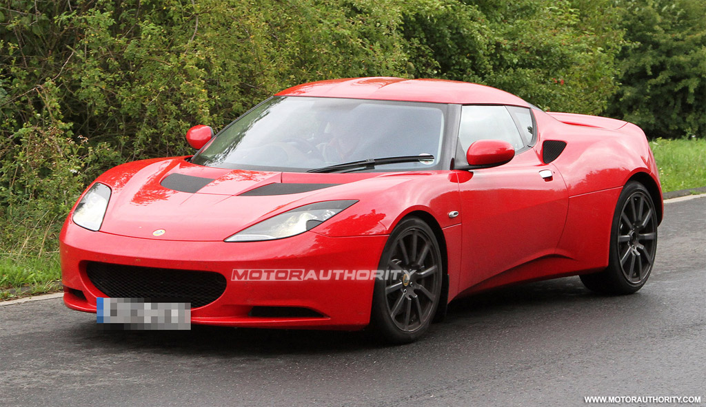 Supercharged Lotus Evora S And Automatic Set For Paris Auto Show Debut