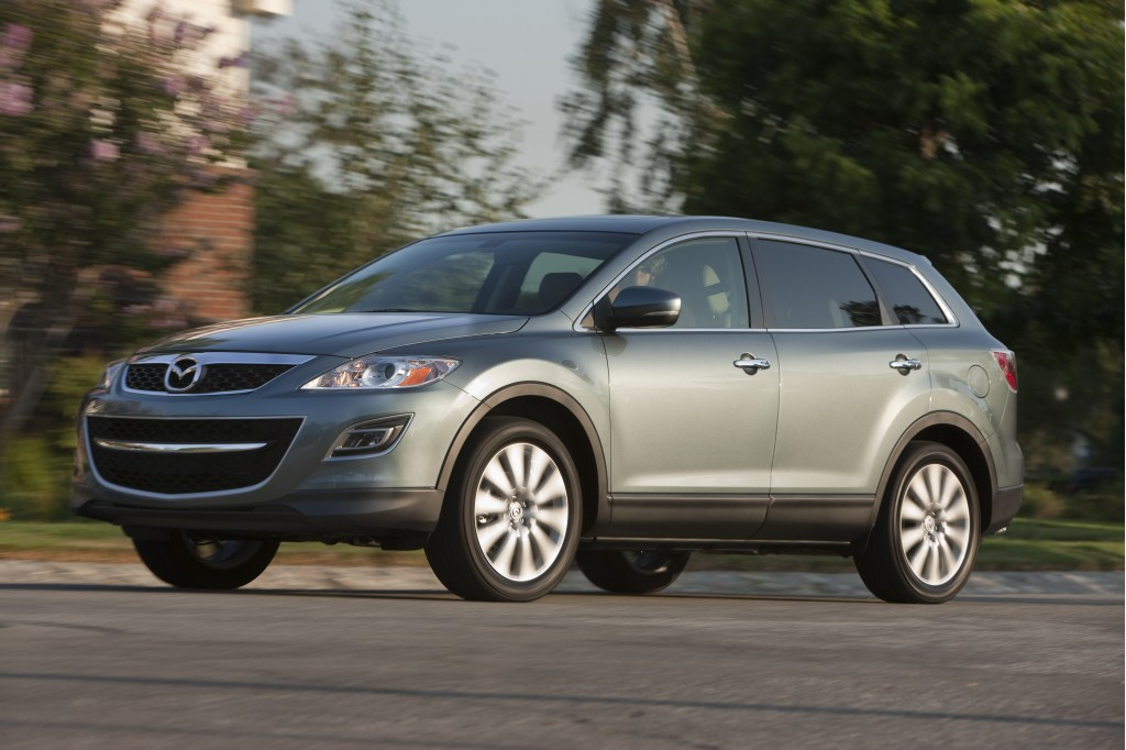 2011 Mazda CX 9 Review, Ratings, Specs, Prices, And Photos   The Car  Connection