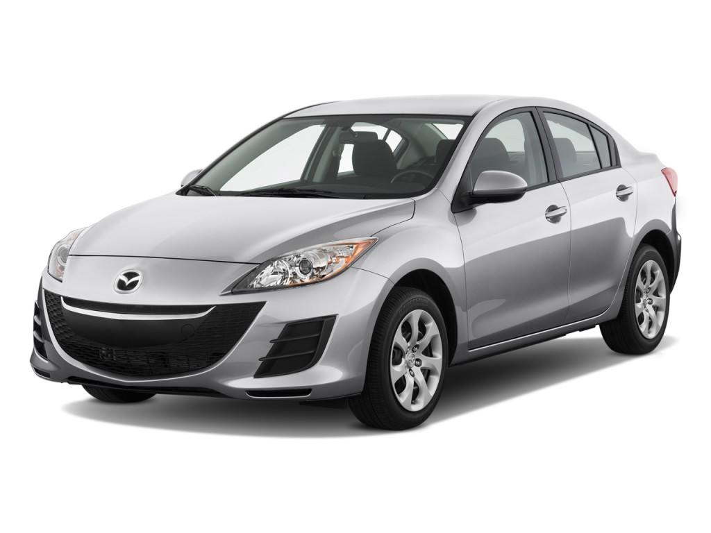 2011 Mazda Mazda3 4 Door I Touring At