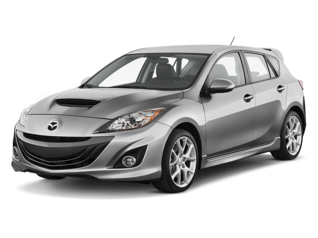 image 2011 mazda mazda3 5dr hb man mazdaspeed3 sport angular front exterior view size 1024 x. Black Bedroom Furniture Sets. Home Design Ideas