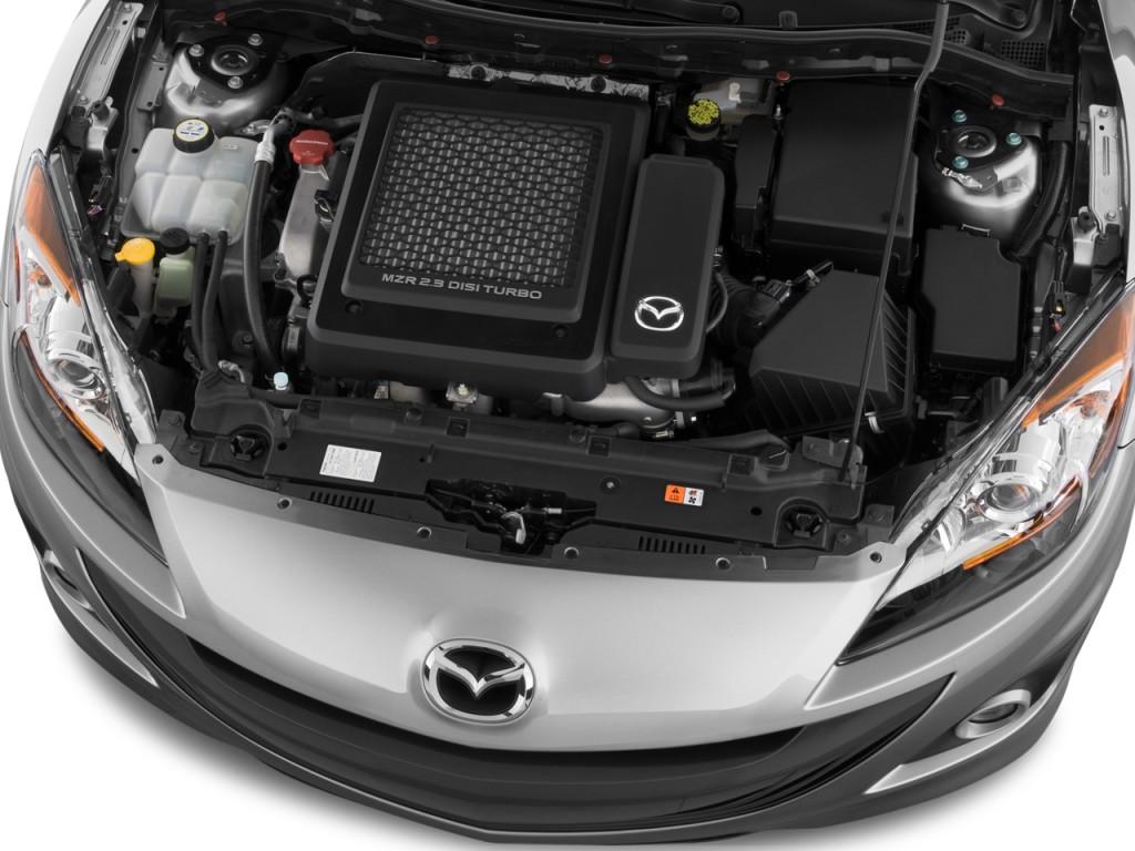 Image: 2011 Mazda MAZDA3 5dr HB Man MAZDASPEED3 Sport ...