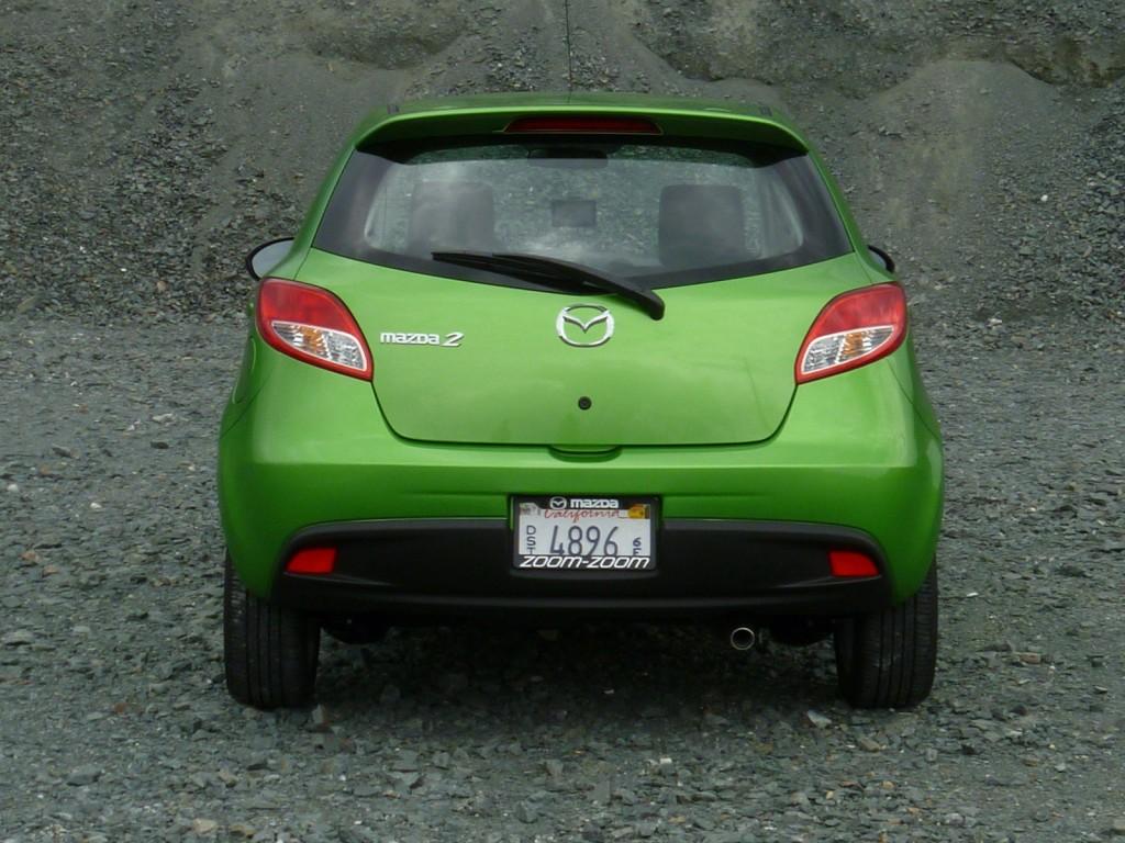 2011 Mazda2 First Drive