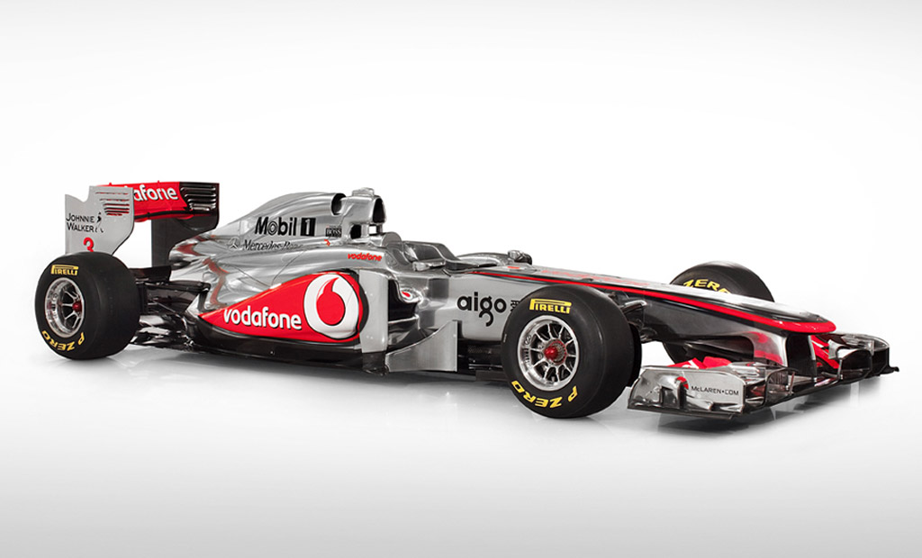 Mclaren Mp4 26 Ready For 2011 Formula 1 Season