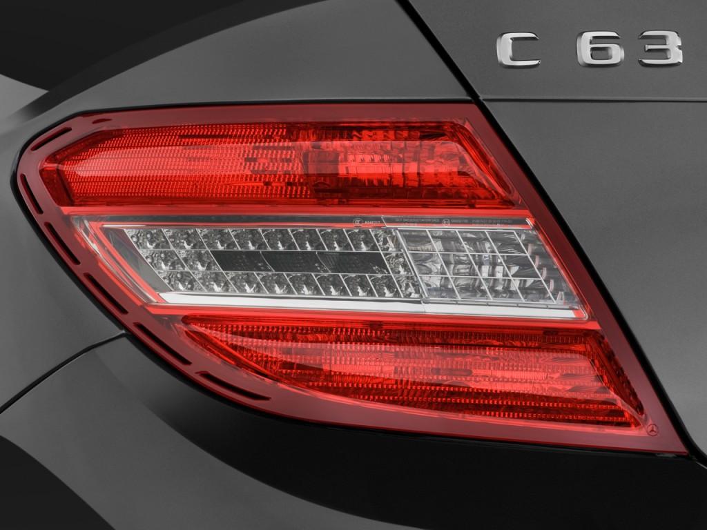 Image 2011 Mercedes Benz C Class 4 Door Sedan 6 3l Amg