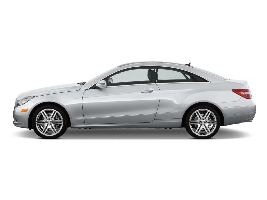 Image 2011 mercedes benz e class 2 door coupe 3 5l rwd for Mercedes benz 2 door coupe