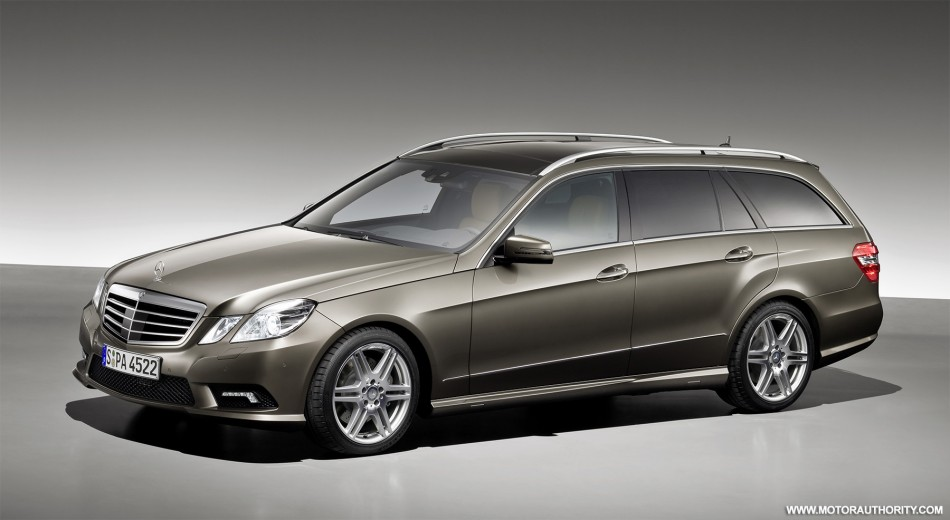 preview 2011 mercedes benz e class wagon. Black Bedroom Furniture Sets. Home Design Ideas