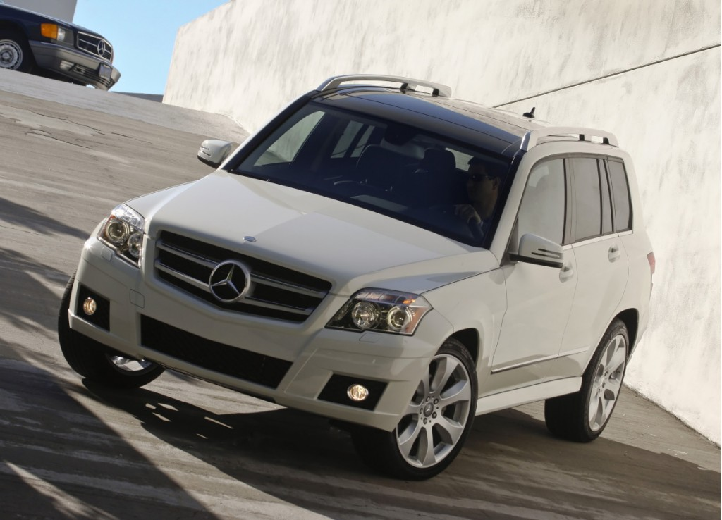 Image 2011 mercedes benz glk350 4matic size 1024 x 738 for 2010 mercedes benz glk 350 recalls