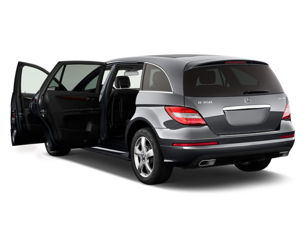 image 2011 mercedes benz r class 4matic 4 door 3 5l open. Black Bedroom Furniture Sets. Home Design Ideas