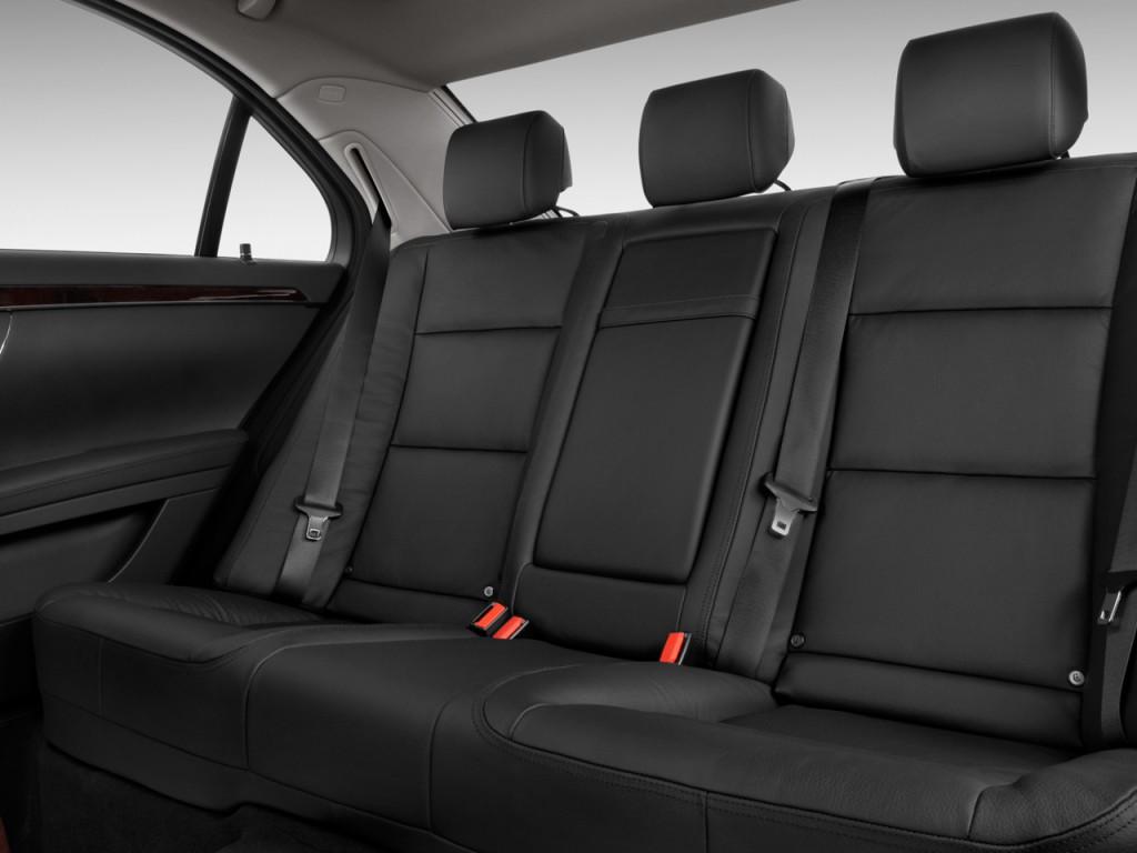 Image 2011 mercedes benz s class 4 door sedan 3 5l v6 for Mercedes benz driver seat replacement
