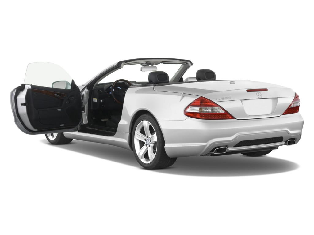 image 2011 mercedes benz sl class 2 door roadster 5 5l v8. Black Bedroom Furniture Sets. Home Design Ideas
