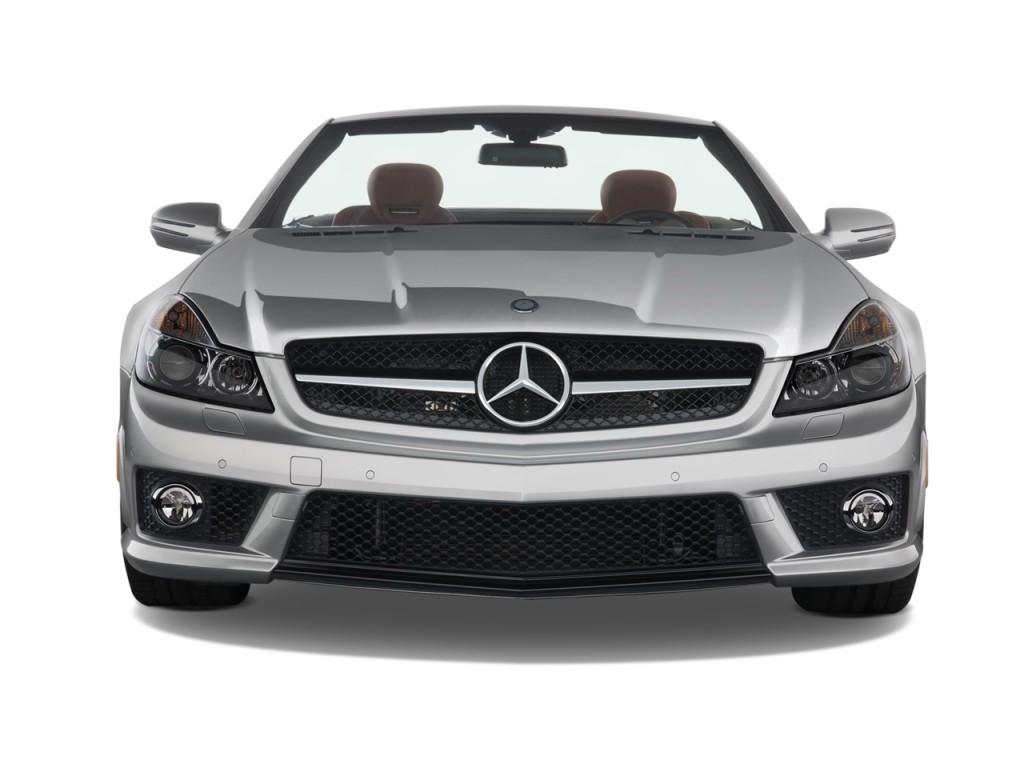 image 2011 mercedes benz sl class 2 door roadster 6 0l. Black Bedroom Furniture Sets. Home Design Ideas
