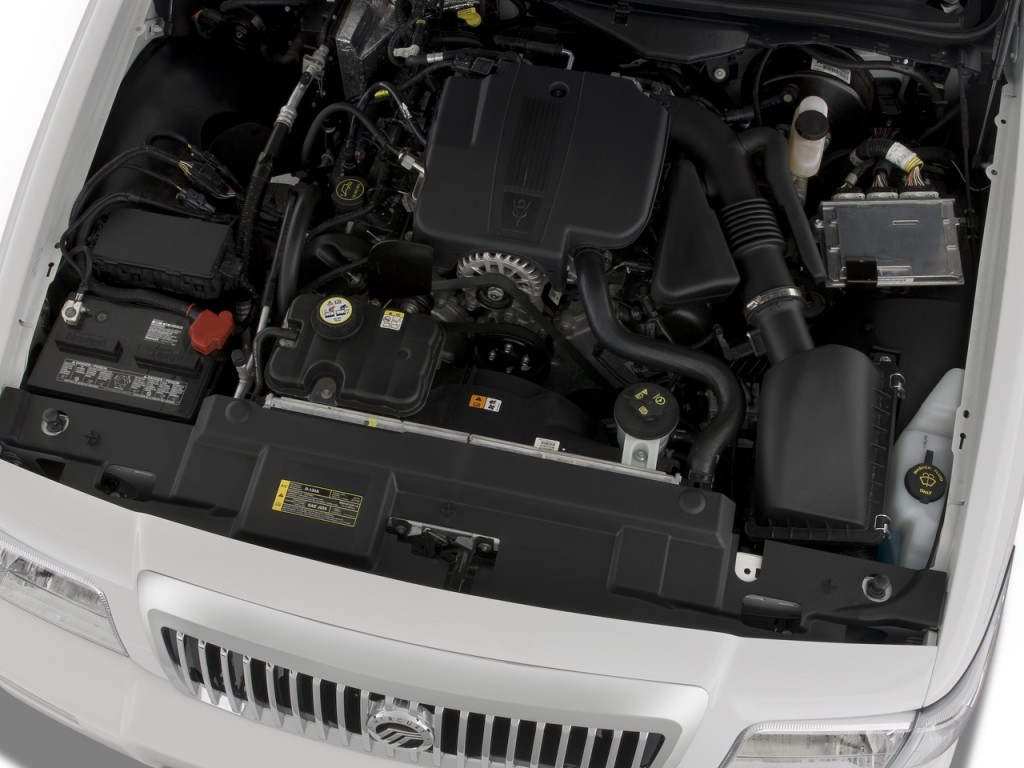 Image 2011 Mercury Grand Marquis 4 Door Sedan Ls Engine