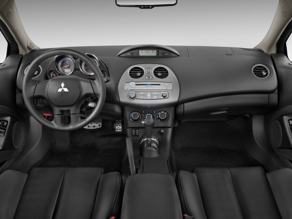 Mitsubishi Eclipse Dr Coupe Auto Gs Sport Dashboard L