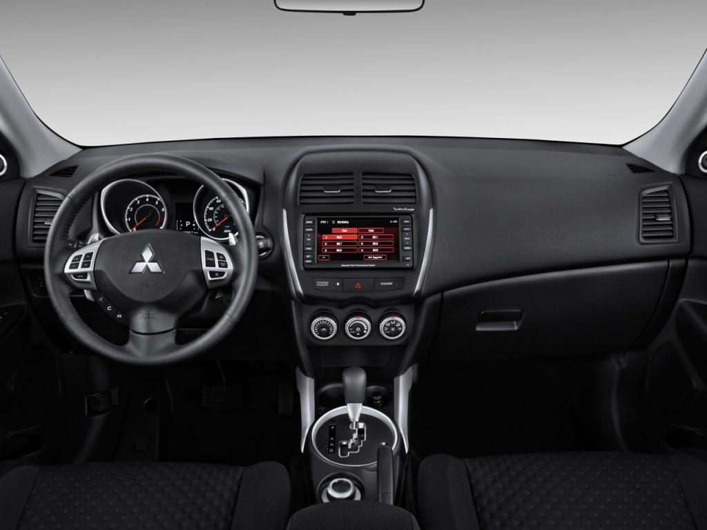 Image 2011 Mitsubishi Outlander Sport 2wd 4 Door Cvt Se