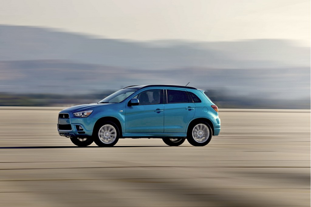 Test-Drive A Real 2011 Mitsubishi Outlander Sport, Remotely