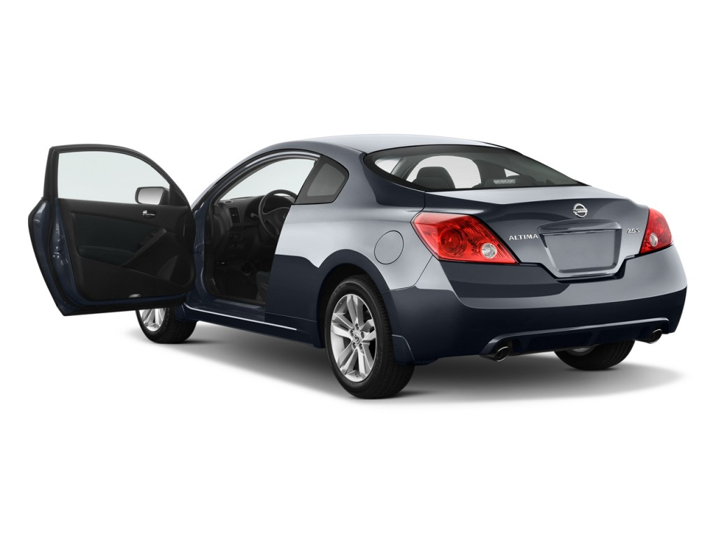 image 2011 nissan altima 2 door coupe i4 cvt 2 5 s open. Black Bedroom Furniture Sets. Home Design Ideas