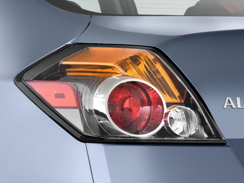 Charming 2011 Nissan Altima 4 Door Sedan I4 ECVT Hybrid Tail Light Amazing Pictures