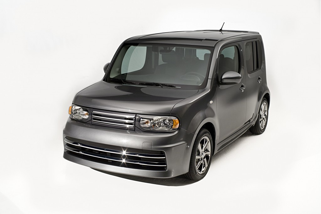 2017 Nissan Cube Review Ratings Specs Prices And Photos The Car Connection