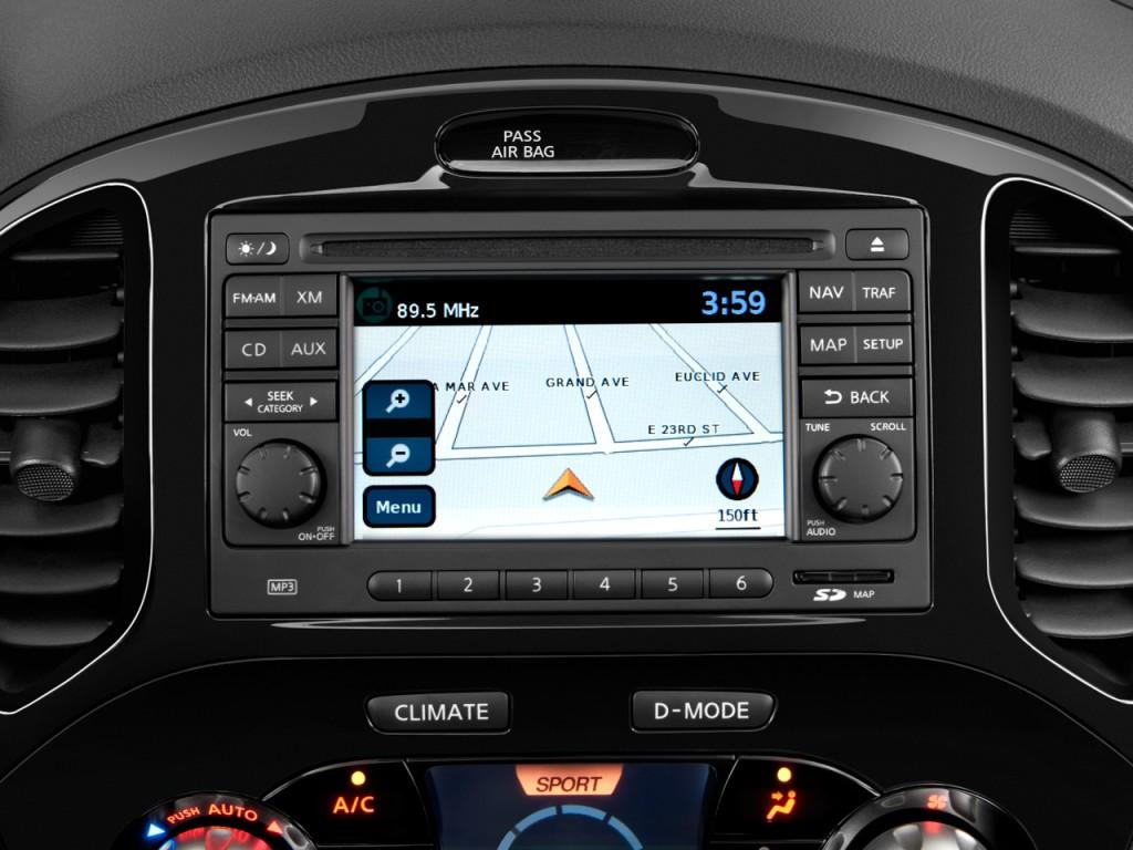 Image: 2011 Nissan Juke AWD 5dr Wagon I4 CVT SV Audio ...