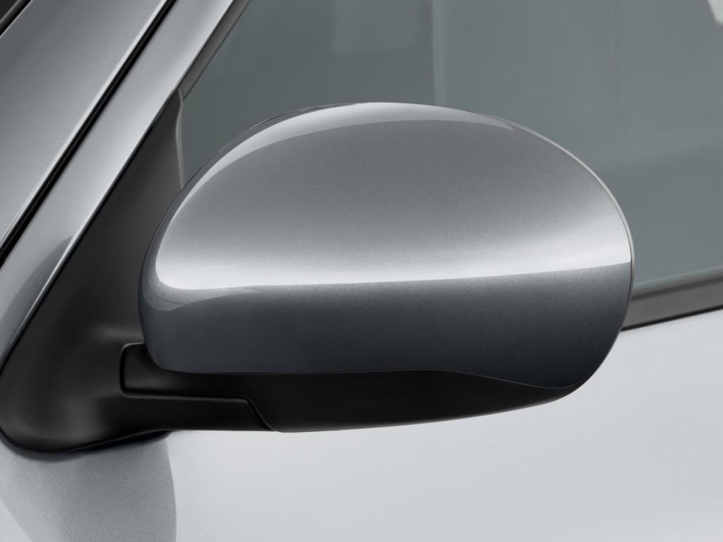 Image 2011 nissan juke awd 5dr wagon i4 cvt sv mirror for Mirror 07 07 07