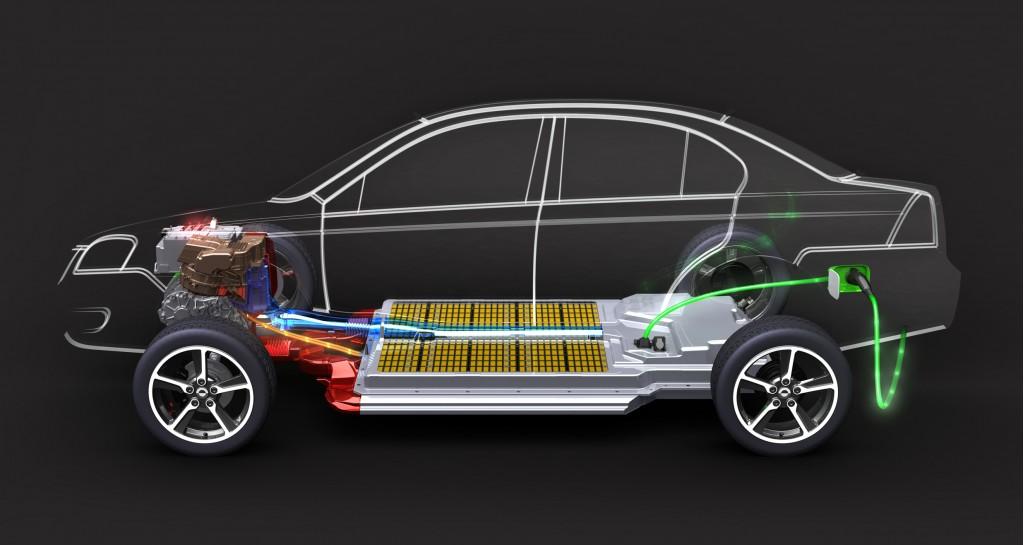 Toyota Corolla Gas Mileage >> Image: cutaway drawing of 2011 Coda Sedan electric car, size: 1024 x 545, type: gif, posted on ...