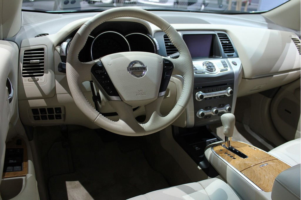 Image: 2011 Nissan Murano CrossCabriolet, size: 1024 x 682 ...