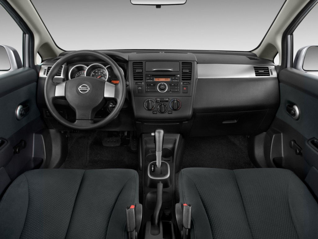 image 2011 nissan versa 5dr hb i4 auto 1 8 s dashboard size 1024 x 768 type gif posted on. Black Bedroom Furniture Sets. Home Design Ideas