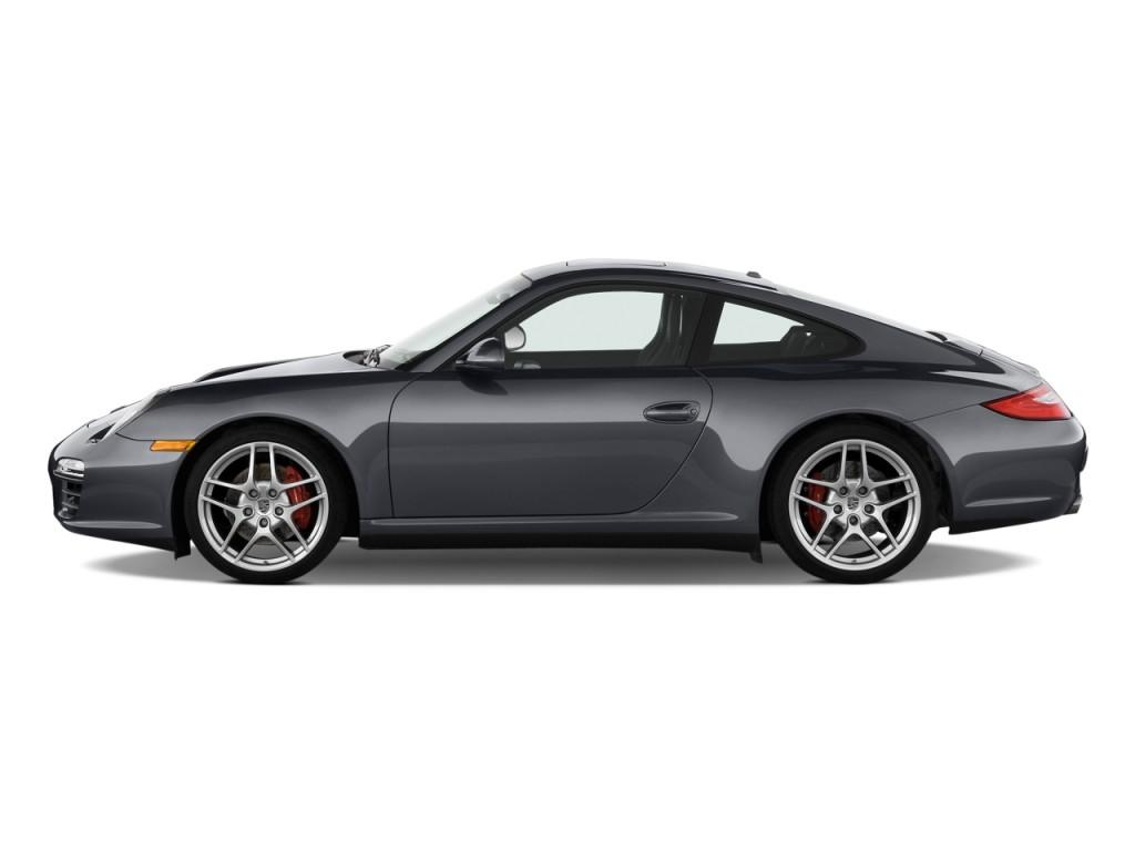 Image 2011 Porsche 911 2 Door Coupe Carrera 4s Side