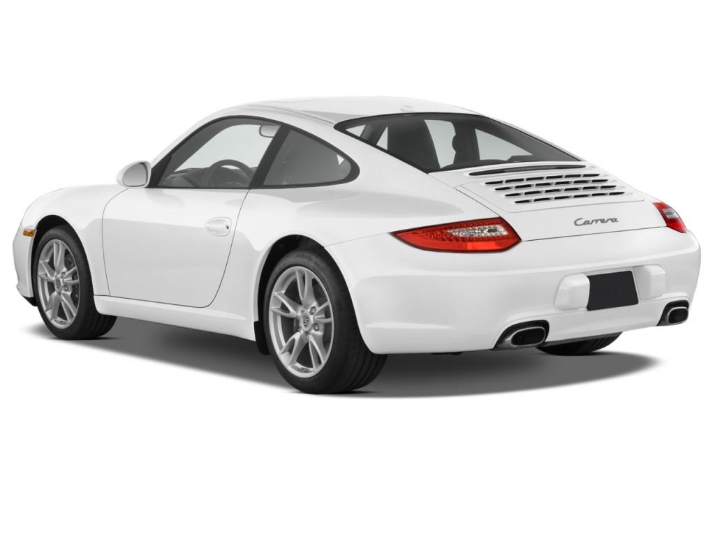 Image 2011 Porsche 911 2 Door Coupe Carrera Angular Rear