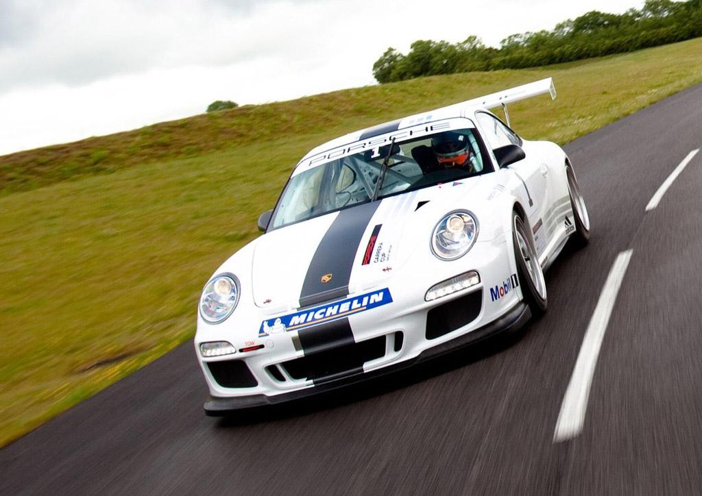 Porsche Driving School >> Porsche 911 GT3 Cup Experience Now Available At Porsche ...