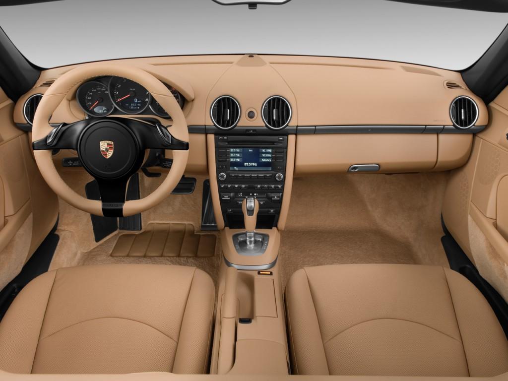 Image 2011 Porsche Boxster 2 Door Roadster Dashboard