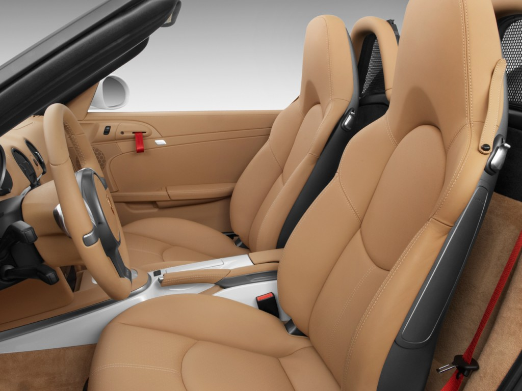 Image 2011 Porsche Boxster 2 Door Roadster Spyder Front