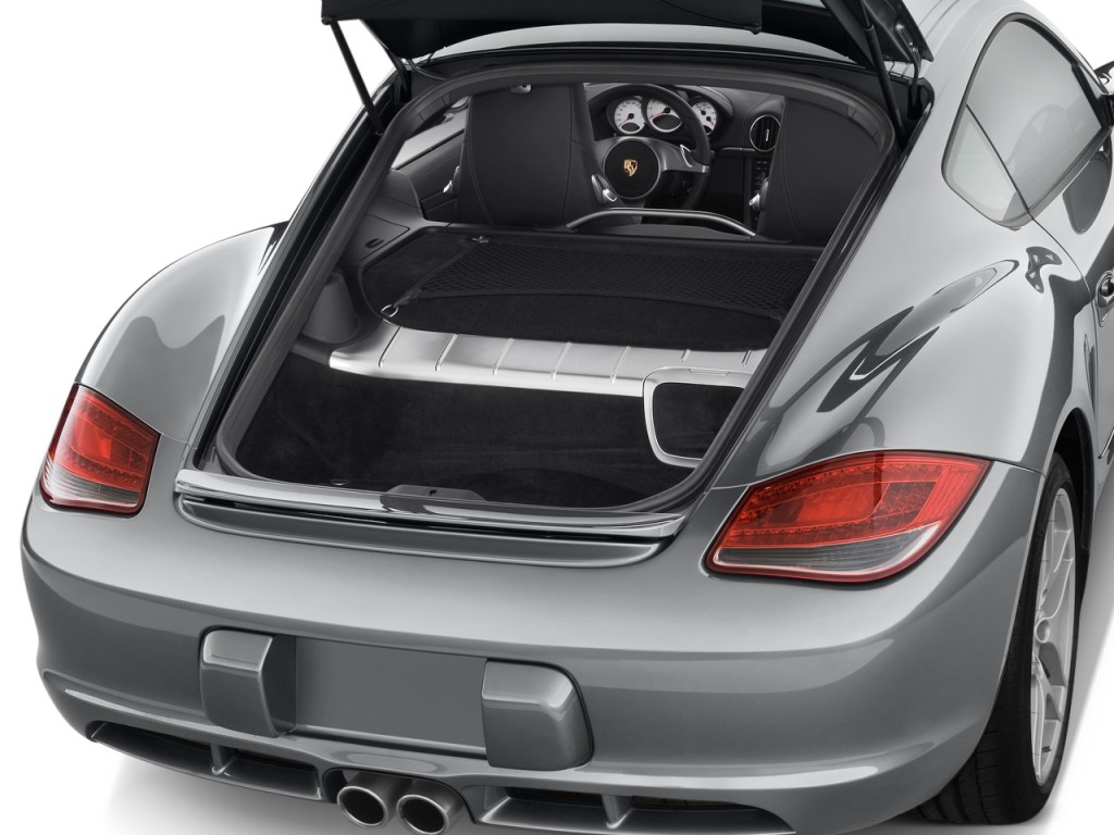 Image: 2011 Porsche Cayman 2-door Coupe S Trunk, size ...