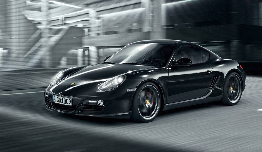 2011 Porsche Cayman S Black Edition Preview
