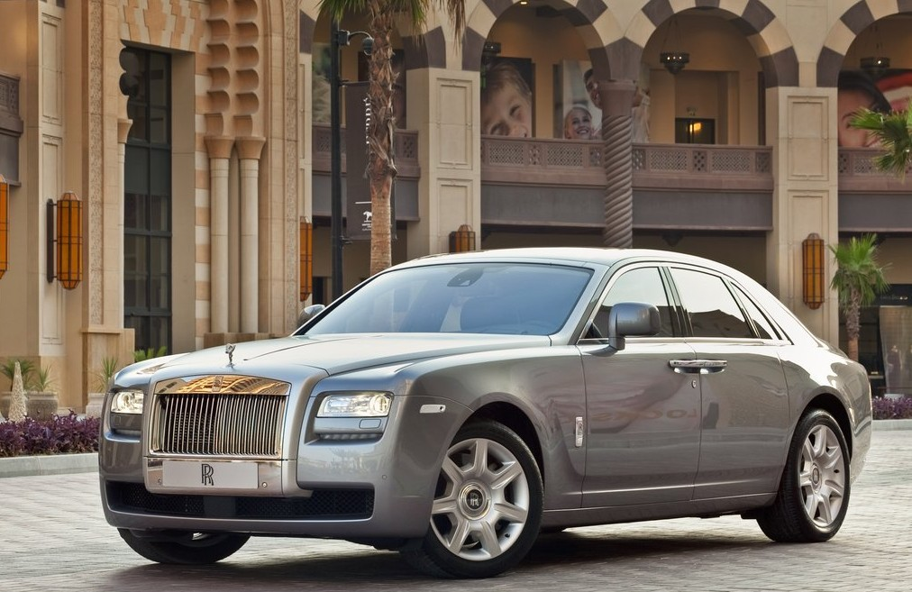2012 Rolls Royce Ghost Review Ratings Specs Prices And