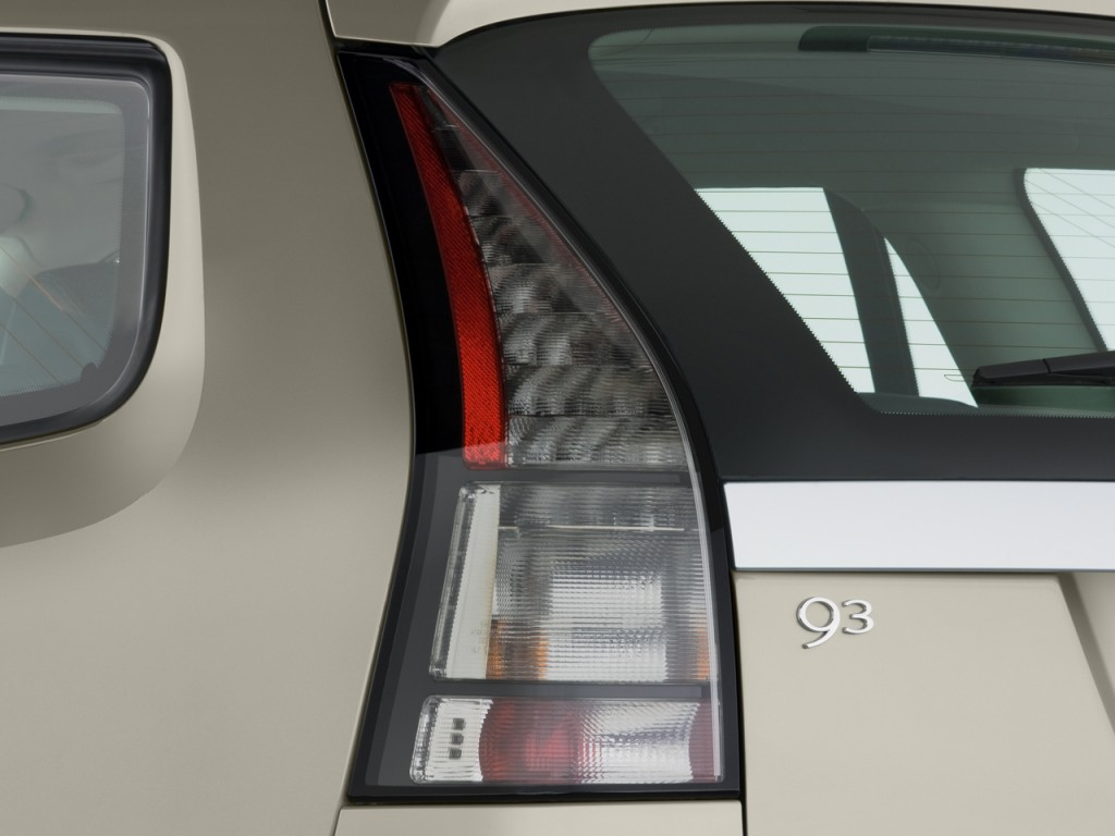 Image 2011 Saab 9 3 4 Door Wagon Fwd Tail Light Size