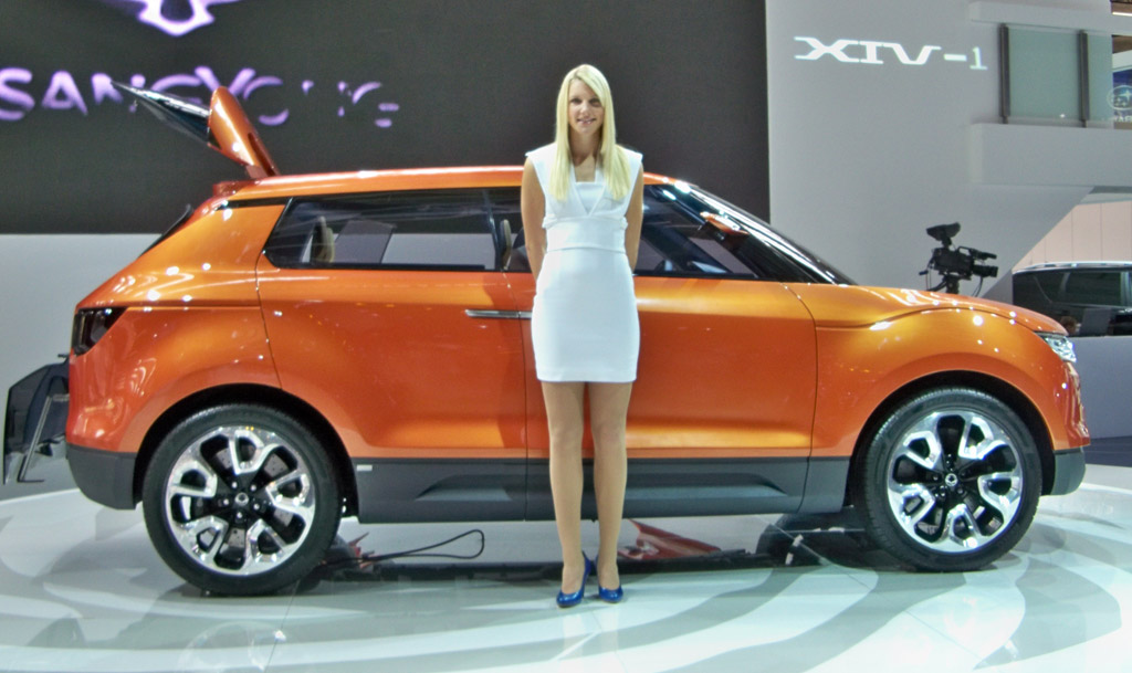 Korea S Ssangyong Coming To America In 2016